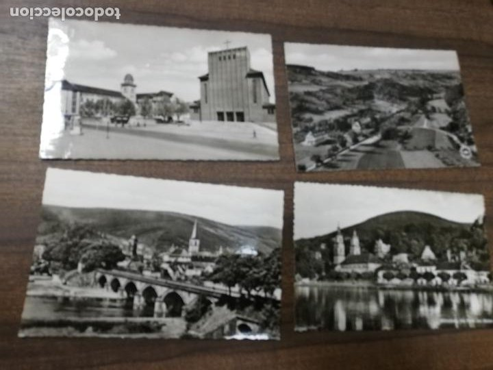 Postales: LOTE DE 50 POSTALES DE ALEMANIA. VER FOTOS. - Foto 10 - 206312256