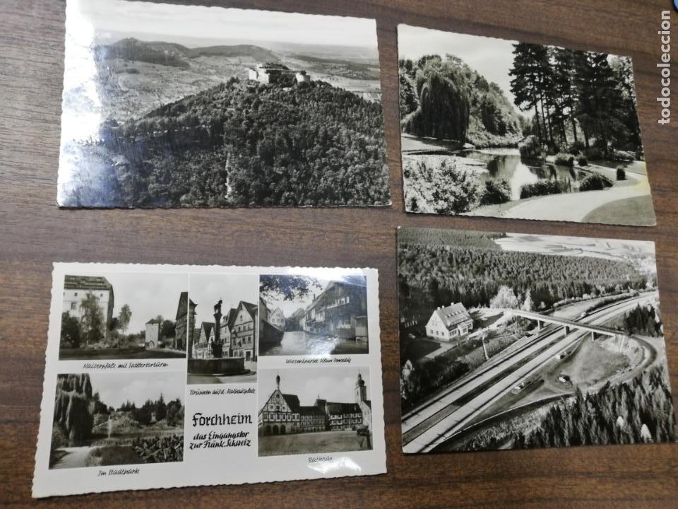 Postales: LOTE DE 50 POSTALES DE ALEMANIA. VER FOTOS. - Foto 11 - 206312256