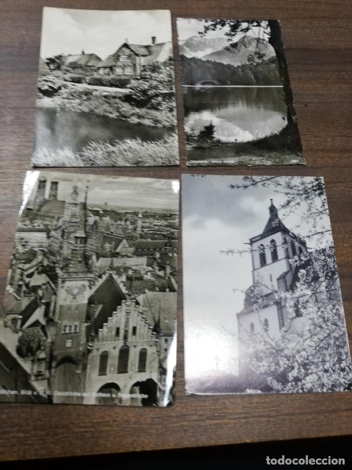 Postales: LOTE DE 50 POSTALES DE ALEMANIA. VER FOTOS. - Foto 12 - 206312256