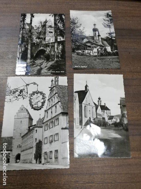 Postales: LOTE DE 50 POSTALES DE ALEMANIA. VER FOTOS. - Foto 13 - 206312256