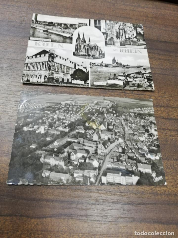 Postales: LOTE DE 50 POSTALES DE ALEMANIA. VER FOTOS. - Foto 14 - 206312256