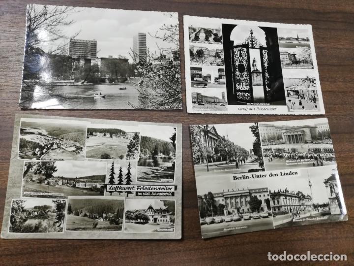 Postales: LOTE DE 50 POSTALES DE ALEMANIA. VER FOTOS. - Foto 2 - 206314501