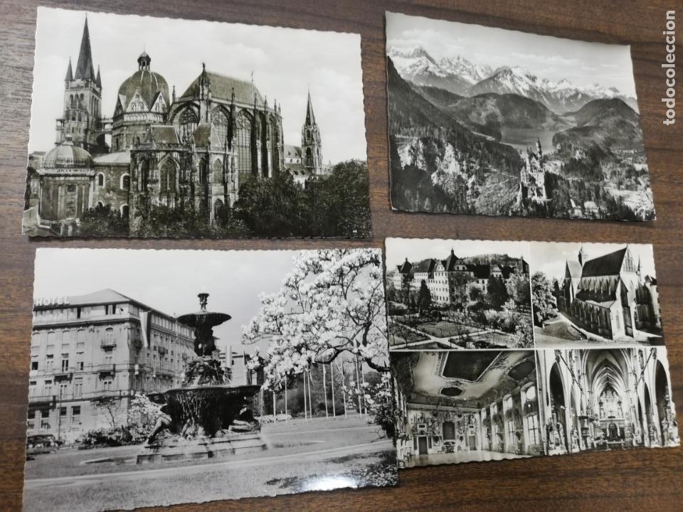 Postales: LOTE DE 50 POSTALES DE ALEMANIA. VER FOTOS. - Foto 3 - 206314501