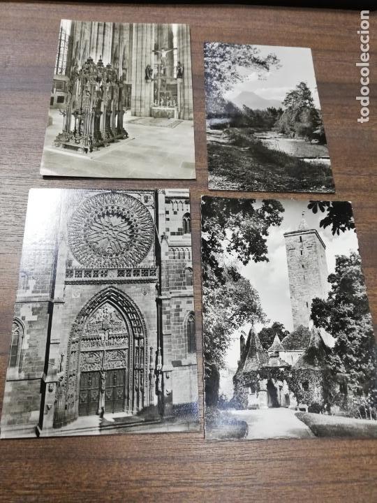 Postales: LOTE DE 50 POSTALES DE ALEMANIA. VER FOTOS. - Foto 4 - 206314501