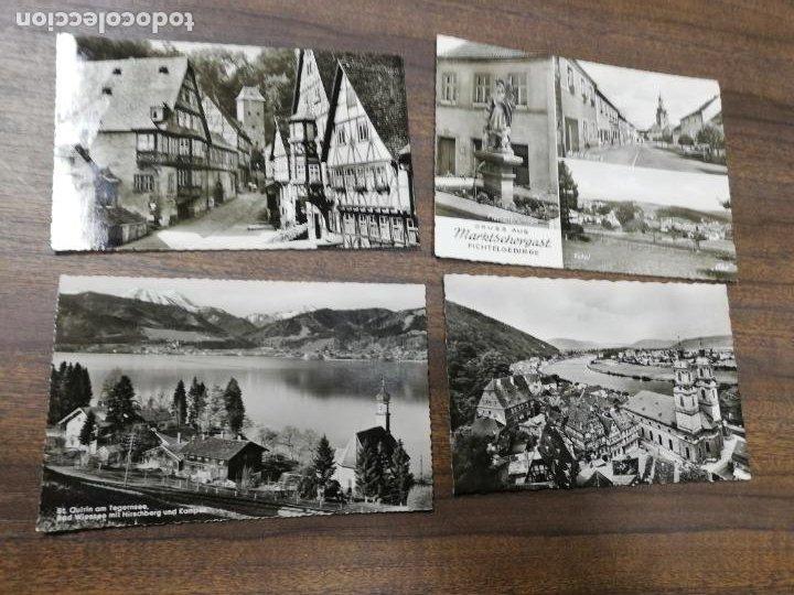 Postales: LOTE DE 50 POSTALES DE ALEMANIA. VER FOTOS. - Foto 5 - 206314501