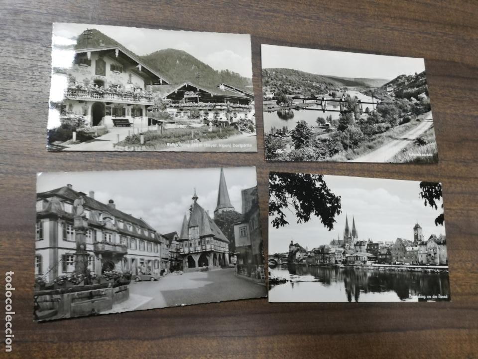 Postales: LOTE DE 50 POSTALES DE ALEMANIA. VER FOTOS. - Foto 6 - 206314501