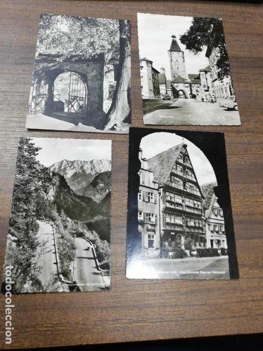 Postales: LOTE DE 50 POSTALES DE ALEMANIA. VER FOTOS. - Foto 10 - 206314501