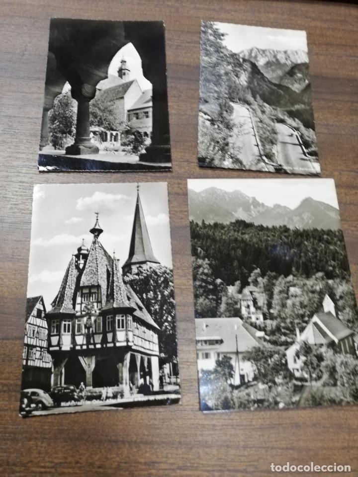 Postales: LOTE DE 50 POSTALES DE ALEMANIA. VER FOTOS. - Foto 13 - 206314501