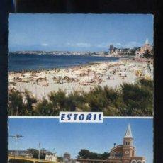 Postales: PORTUGAL. ESTORIL. CIRCULADA 1971.. Lote 206904093