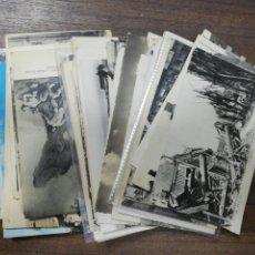 Postales: LOTE DE 50 POSTALES DE FRANCIA. VER FOTOS.. Lote 206959951