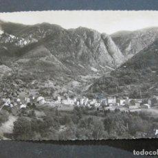 Postales: ANDORRA-LES ESCALDES-VISTA GENERAL-APA-500-POSTAL ANTIGUA-(71.164). Lote 207026597