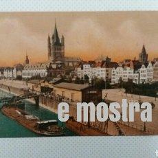 Postales: KOLONIA 1910. Lote 207034138