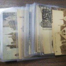 Postales: LOTE DE 50 POSTALES DE BELGICA. VER FOTOS.. Lote 207056071