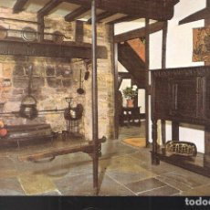 Postales: THE KITCHEN. SHAKESPEARE. BIRTHPLACE. INGLATERRA.. Lote 207118735