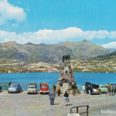 Postales: SUIZA, AIROLO, MONUMENTO GUEX - PHOTOGLOB WEHRLI 3245 - S/C. Lote 207118958