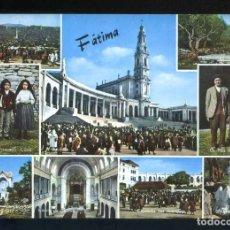 Postales: PORTUGAL. FÁTIMA. CIRCULADA 1967.. Lote 207124402