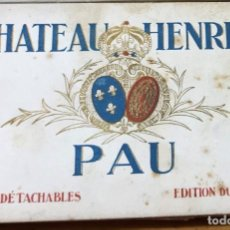 Postales: POSTALES CHATEAU HENRI IV. Lote 207127991