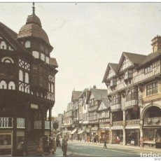 Postales: == C531 - POSTAL - THE CROSS AND BRIGDE STREET - CHESTER - CHESHIRE. Lote 207152315