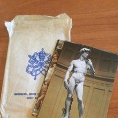 Postales: 9 POSTALES DEL MUSEO Y GALERÍA PONTIFICIA DEL VATICANO. B. N. MARCONI - GÉNOVA. Lote 208680752