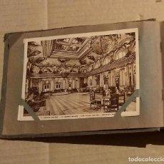 Postales: ÁLBUM ANTIGUO CON 98 POSTALES, DE ROMA Y OTRAS CIUDADES EUROPEAS. INICIOS S XX. Lote 188669680