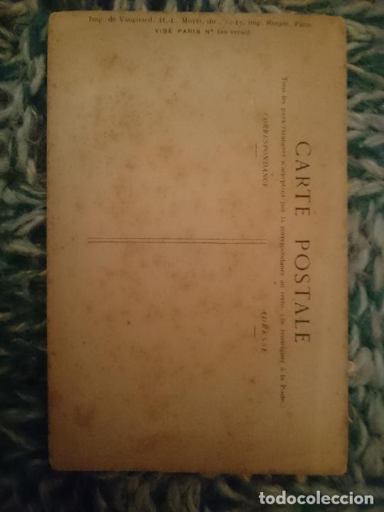 Postales: POSTAL ANTIGUA - FRANCIA - AÑO 1914 1915 - SIN USAR -VER FOTOS - Foto 2 - 209300182