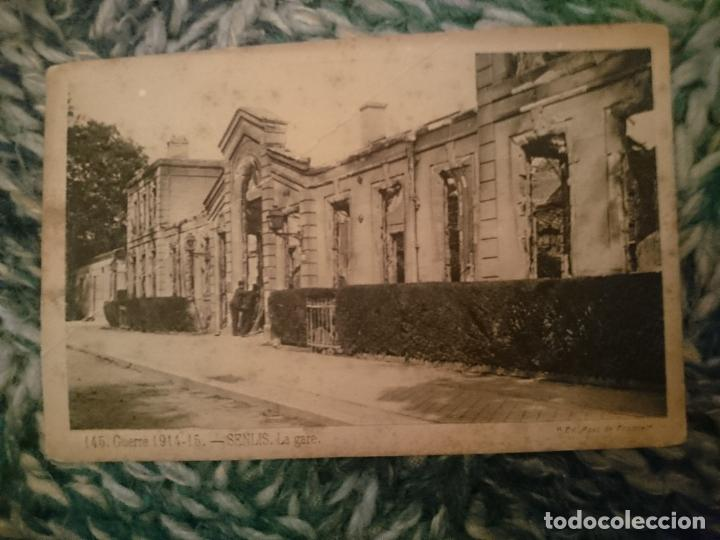 POSTAL ANTIGUA - FRANCIA - AÑO 1914 1915 - SIN USAR -VER FOTOS (Postales - Postales Extranjero - Europa)
