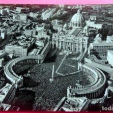 Postales: POSTAL - ROMA - ITALIA - VERA Nº 6387 - PANORAMA DALL'AEREO. Lote 209592892