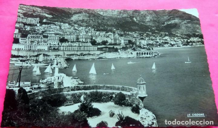 POSTAL - MONTE-CARLO - ED. LECONTE Nº 99.138.23 - LES REGATES (Postales - Postales Extranjero - Europa)