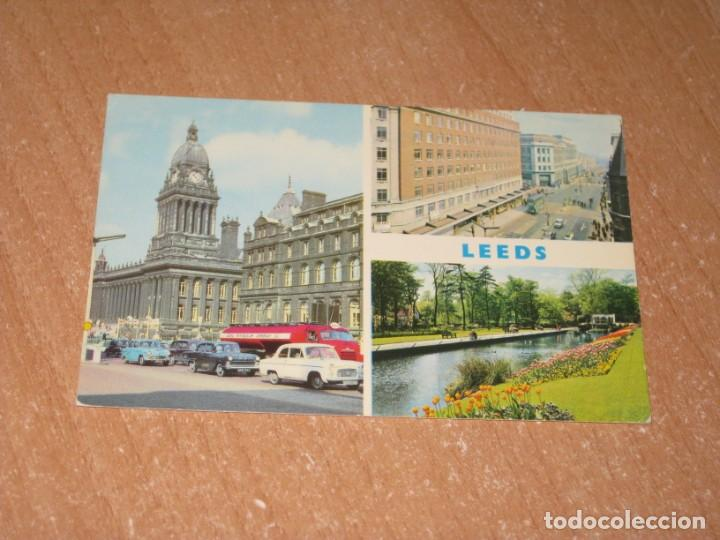POSTAL DE LEEDS (Postales - Postales Extranjero - Europa)