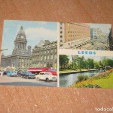 Postales: POSTAL DE LEEDS. Lote 210165298