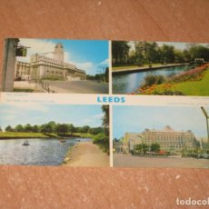 Postales: POSTAL DE LEEDS. Lote 210165312