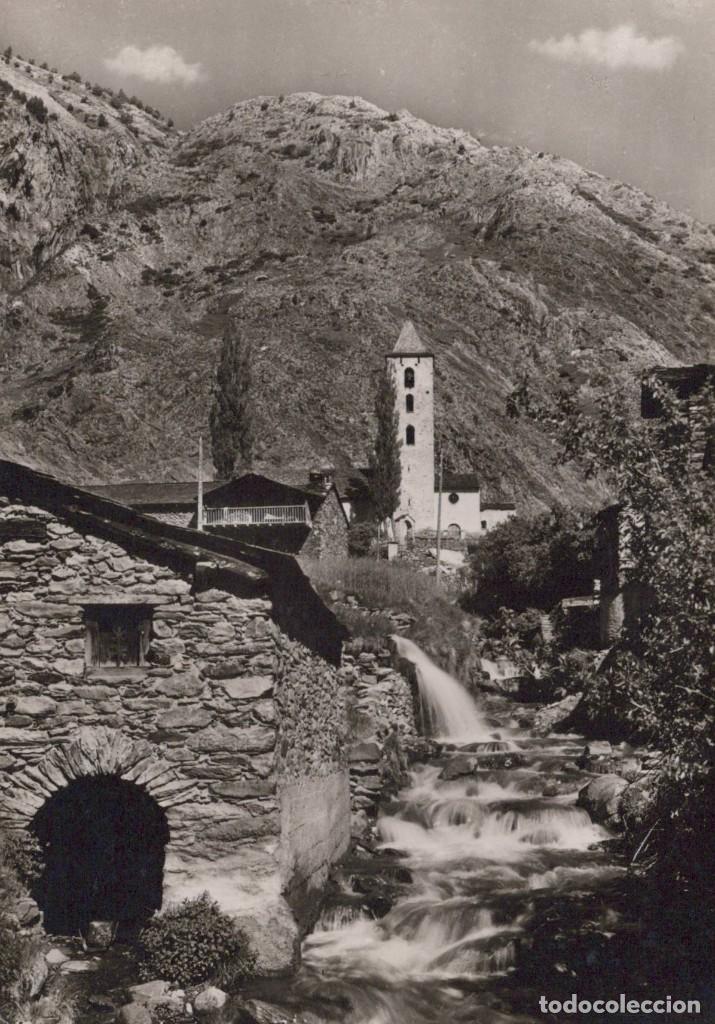 POSTAL VALLS D'ANDORRA - CANILLO - PAISATGE - 86 - VALENTI CLAVEROL (Postales - Postales Extranjero - Europa)