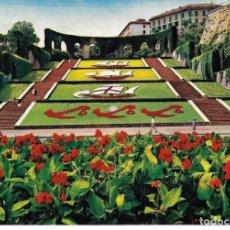 Postales: == A1341 - POSTAL - GENOVA - THE GARDENS OF THE VICTORY'S SQUARE. Lote 210343820