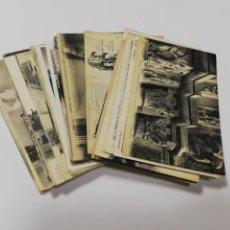 Postales: LOTE DE 50 POSTALES DE FRANCIA. TOUCY, VEZELAY. TONNERRE. SENS. VER FOTOS.. Lote 210837080