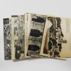 Postales: LOTE DE 50 POSTALES DE FRANCIA. VEZELAY. AUXERRE. SENS. VER FOTOS.. Lote 210837255