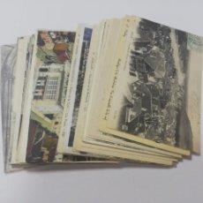 Postales: LOTE DE 50 POSTALES DE FRANCIA. VEZELAY. TONNERRE. AVALLON. SENS. VER FOTOS.. Lote 211263315