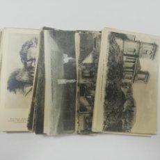 Postales: LOTE DE 50 POSTALES DE FRANCIA. MONTLHERY. ETAMPES. BELFORT. RUEIL. VER FOTOS.. Lote 211263444