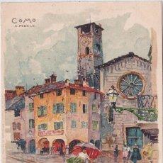 Postales: COMO (ITALIA) - S. FEDELE. Lote 211266620