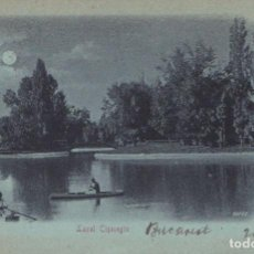 Postales: LACULCISMEGIU (RUMANIA) - VISTA LAGO. Lote 211267340