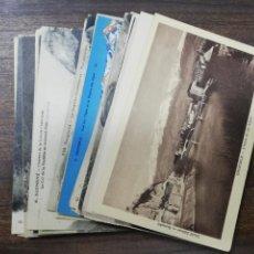 Postales: LOTE DE 50 POSTALES DE FRANCIA. LE DAUPHINE. GRENOBLE. VER FOTOS.. Lote 211392136