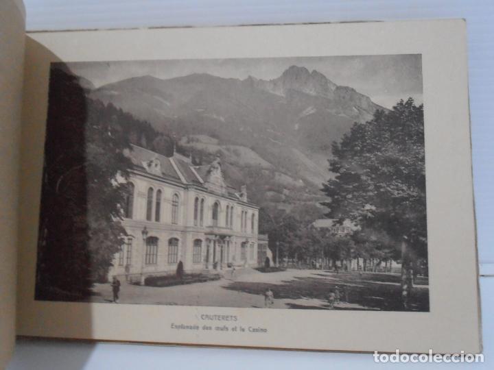 Postales: BLOC DE VISTAS, 16 POSTALES TURISTICAS, CAUTERETS, COMPAGNIE ALSACIENNE - Foto 3 - 212723813