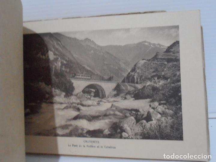Postales: BLOC DE VISTAS, 16 POSTALES TURISTICAS, CAUTERETS, COMPAGNIE ALSACIENNE - Foto 4 - 212723813