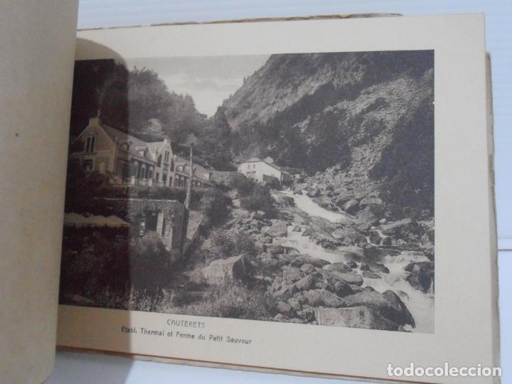 Postales: BLOC DE VISTAS, 16 POSTALES TURISTICAS, CAUTERETS, COMPAGNIE ALSACIENNE - Foto 5 - 212723813