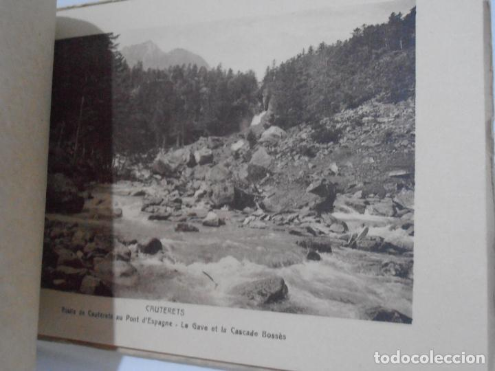 Postales: BLOC DE VISTAS, 16 POSTALES TURISTICAS, CAUTERETS, COMPAGNIE ALSACIENNE - Foto 6 - 212723813