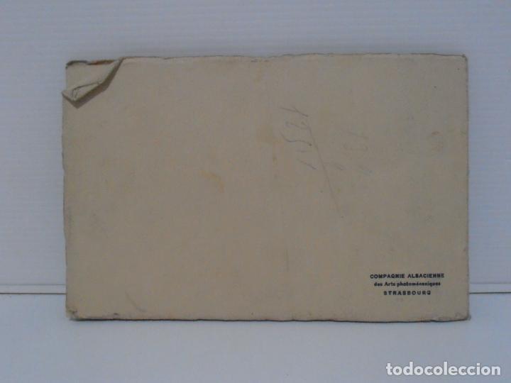 Postales: BLOC DE VISTAS, 16 POSTALES TURISTICAS, CAUTERETS, COMPAGNIE ALSACIENNE - Foto 7 - 212723813