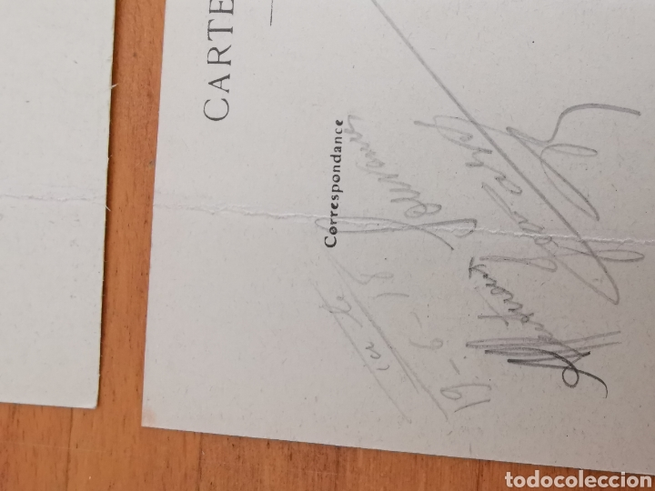 Postales: 3 Postales Francesas de Avize de 1918, France Francia. - Foto 7 - 213445516