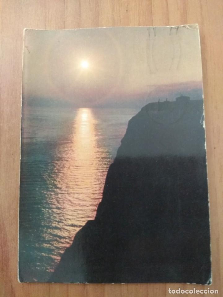 POSTAL QUE FUE CIRCULADA CON SELLO DE NORWAY (Postales - Postales Extranjero - Europa)