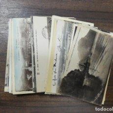 Postales: LOTE DE 50 POSTALES DE FRANCIA. LOURDES. AJACCIO. NEMOURS.VICHY. VER FOTOS.. Lote 213529270