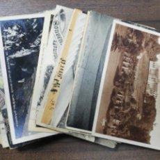 Postales: LOTE DE 50 POSTALES DE FRANCIA. NIMES. LOURDES. CAUTERETS. TOURS. VER FOTOS.. Lote 213530371