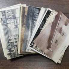 Postales: LOTE DE 50 POSTALES DE FRANCIA. FECAMP. SOISSONS. ALEÇON. BIARRITZ. VER FOTOS.. Lote 213531146